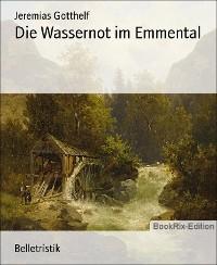 Cover Die Wassernot im Emmental