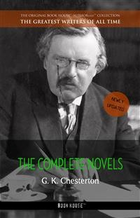 Cover G. K. Chesterton: The Complete Novels