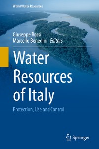 Cover Water Resources of Italy