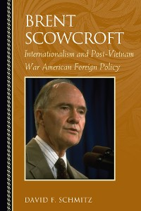 Cover Brent Scowcroft