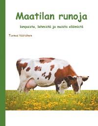 Cover Maatilan runoja