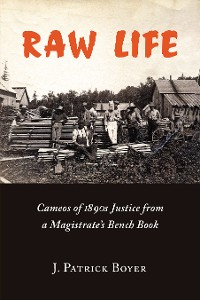 Cover Raw Life