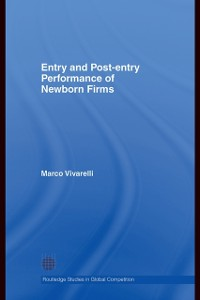 Cover Entry and Post-Entry Performance of Newborn Firms