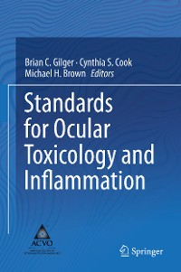 Cover Standards for Ocular Toxicology and Inflammation