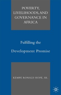 Cover Poverty, Livelihoods, and Governance in Africa