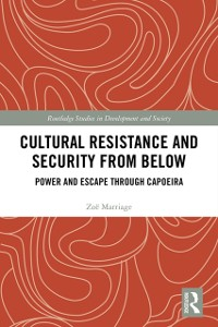 Cover Cultural Resistance and Security from Below