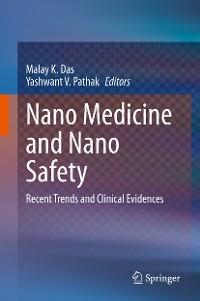 Cover Nano Medicine and Nano Safety
