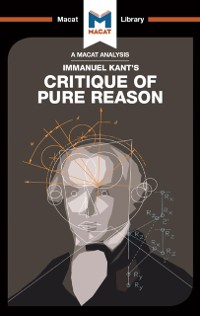 Cover Analysis of Immanuel Kant's Critique of Pure Reason