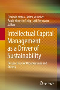 Cover Intellectual Capital Management as a Driver of Sustainability