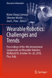 Cover Wearable Robotics: Challenges and Trends
