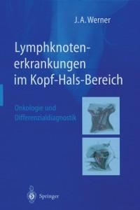 Cover Lymphknotenerkrankungen im Kopf-Hals-Bereich