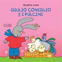 Cover Giulio Coniglio e i pulcini