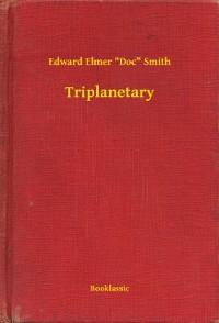 Cover Triplanetary