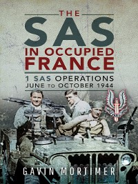 Cover The SAS in Occupied France