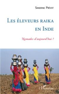 Cover Les eleveurs raika en inde - nomades d'aujourd'hui ?