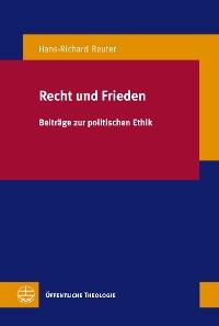 Cover Recht und Frieden