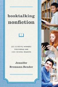 Cover Booktalking Nonfiction