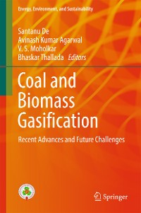 Cover Coal and Biomass Gasification