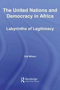 Cover United Nations and Democracy in Africa
