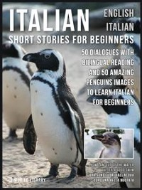 Cover Italian Short Stories for Beginners - English Italian