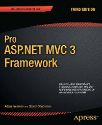 Cover Pro ASP.NET MVC 3 Framework
