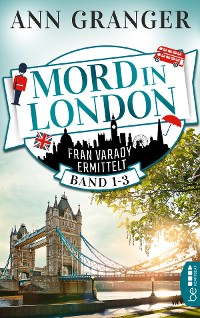 Cover Mord in London: Band 1-3