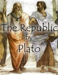 Cover The Republic by Plato