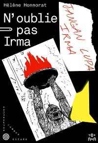 Cover N'oublie pas Irma