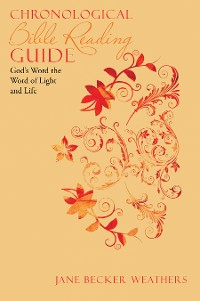 Cover Chronological Bible Reading Guide