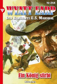 Cover Wyatt Earp 244 – Western