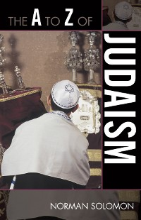 Cover The A to Z of Judaism