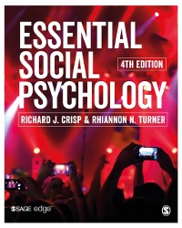 Cover Essential Social Psychology
