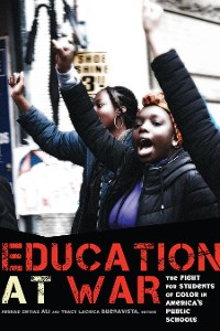 Cover Education at War