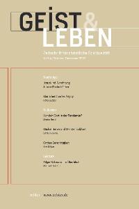 Cover Geist & Leben 4|2020