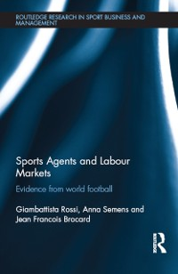 Cover Sports Agents and Labour Markets