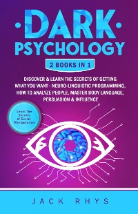 Cover Dark Psychology