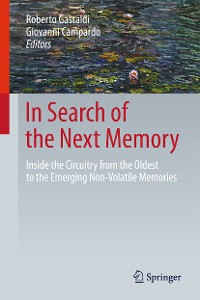 Cover In Search of the Next Memory