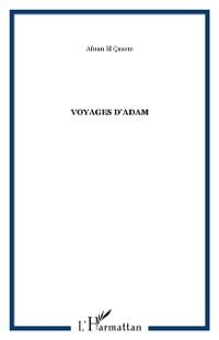 Cover Voyages d'adam