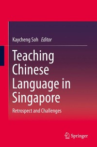 Cover Teaching Chinese Language in Singapore
