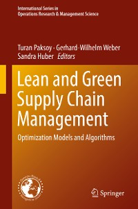 Cover Lean and Green Supply Chain Management