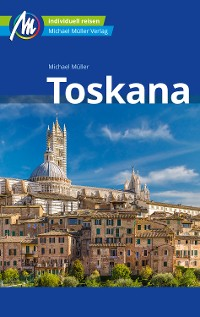 Cover Toskana Reiseführer Michael Müller Verlag