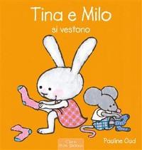 Cover Tina e Milo si vestono