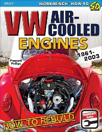 Cover How to Rebuild VW Air-Cooled Engines: 1961-2003