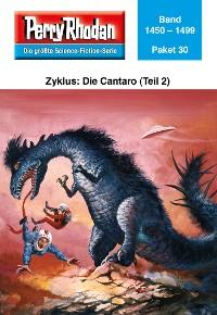 Cover Perry Rhodan-Paket 30: Die Cantaro (Teil 2)