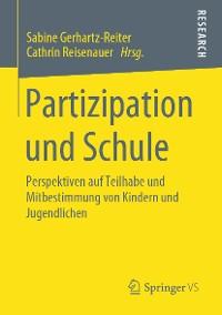 Cover Partizipation und Schule