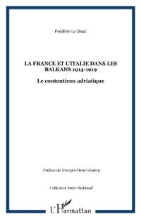 Cover France et l'italie dans  les balkans 191