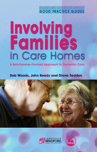 Cover Involving Families in Care Homes