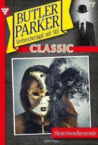 Cover Butler Parker Classic 77 – Kriminalroman