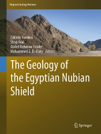 Cover The Geology of the Egyptian Nubian Shield
