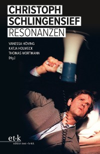 Cover Christoph Schlingensief: Resonanzen